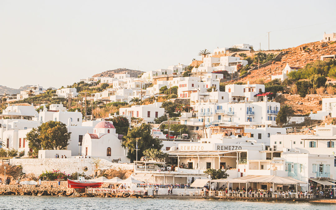 Why Mykonos is Trending